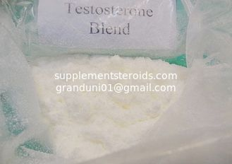 China Effective Muscle Enhancement Testosterone Sustanon 250 Steroids Powder / Injectable Liquid supplier