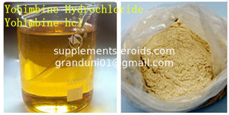 China Healty and Effective Muscle Growth Powder Yohimbine Hydrochloride supplier