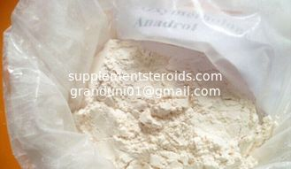 China Anabolic Steroid Hormone Bodybuilding Supplements Oxymetholones / Anadrol CAS 434-07-1 supplier