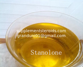 China Fitness Bodybuild Muscle Growth Steroids Stanolone Androstanolone Dht Stano 521-18-6 supplier