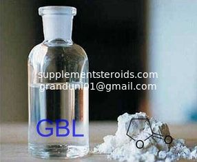 China Pharmaceutical Steroids Gamma Butyrolactone GBL Liquid CAS 96-48-0 Natural Anabolic Steroids supplier