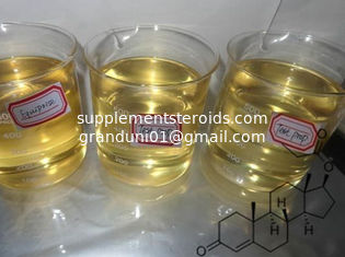 China Raw Steroids Testosterone Propionate 100 / 250 MG/ML Test Prop Injectable Liquld supplier