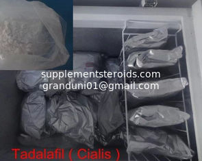 China Tadalafil Male Enhancement Steroids Cialis For Treating ED / BPH 171596-29-5 supplier