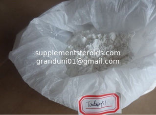 China 171596-29-5 Homebrew Steroids Tadalafil Cialis for Producing Finished Steroids supplier