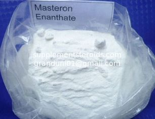 China Natural Bodybuilding Anabolic Steroid Powder Drostanolone Enanthate For Bulking Cycle supplier