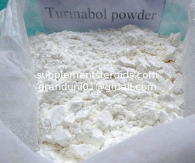 China Oral Turinabol 4-Chlorodehydromethyltestosterone Bodybuilding Steroid Powder 2446-23-3 supplier