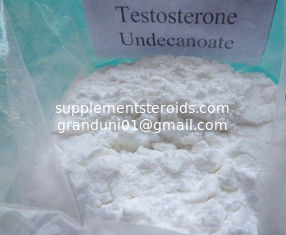 China Test Undecanoate Andriol Steroids Raw Testosterone Powder 5949-44-0 supplier