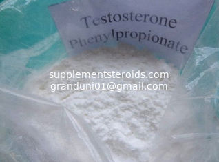 China Testosterone Phenylpropionate Raw Testosterone Powder Test Phenylpropionate 1255-49-8 supplier