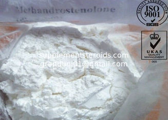 China Muscle Growth Raw Steroid Powders Methandienone D-bol CAS72-63-9 , High Purity supplier