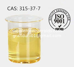 China Testosterone Enanthate International Pharmaceuticals Steroids Yellow Liquid 315-37-7 supplier