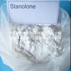China Pharmaceutical Raw Muscle Growth Steroids Stanolone For Muscle Gaining Androlone 521-18-6 Powder supplier