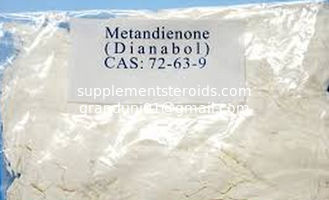 China Oral Dianabol Lean Muscle Building Steroids 72-63-9 Injectable Methandrostenolone Recipes supplier