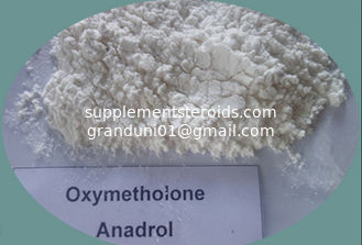 China USP 30 Standard Muscle Enhancing Steroids Oxymetholone / Anadrol CAS 434-07-1 supplier
