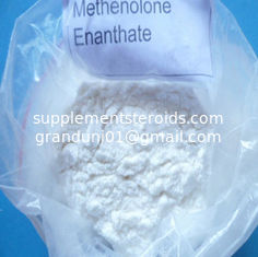 China Supplements Anabolic Steroid Powder Methenolone Enanthate 303-42-4 Pharmaceutical Raw Materials supplier