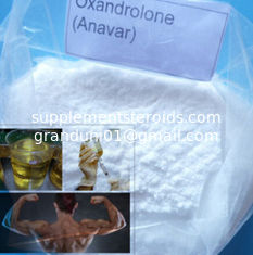 China 53-39-4 Safest Anabolic Steroid Powder Source Anavar Oxandrolone Steroids for Bodybuilding supplier