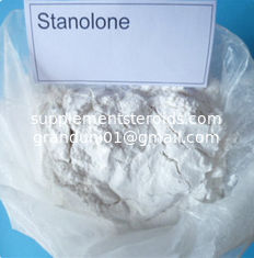 China CAS 521-18-6 Stanolone Steroids Androstanolone White Crystalline Powder supplier