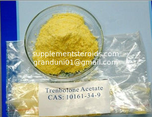 China 10161-34-9 Semi Finished Oil Trenbolone Acetate 100mg/ml for Bodybuilding supplier