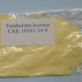 Muscle Growth Steroids yellow Powders Trenbolone Acetate  for Bodybuilder Muscle Enhancement
