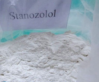 China Stanozolol Anabolic Steroid Powder 10418-03-8 Winstrol Liquid 50 mg / ml factory