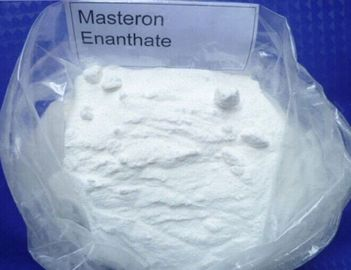 China Natural Bodybuilding Anabolic Steroid Powder Drostanolone Enanthate For Bulking Cycle factory