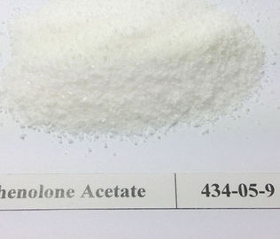 China Pure Anabolic Hormones Methenolone Steroids Methenolone Acetate 434-05-9 Powder Oral or Injectable factory